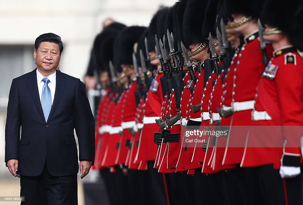 State Visit Of The President Of The People's Republic Of China - Day 2