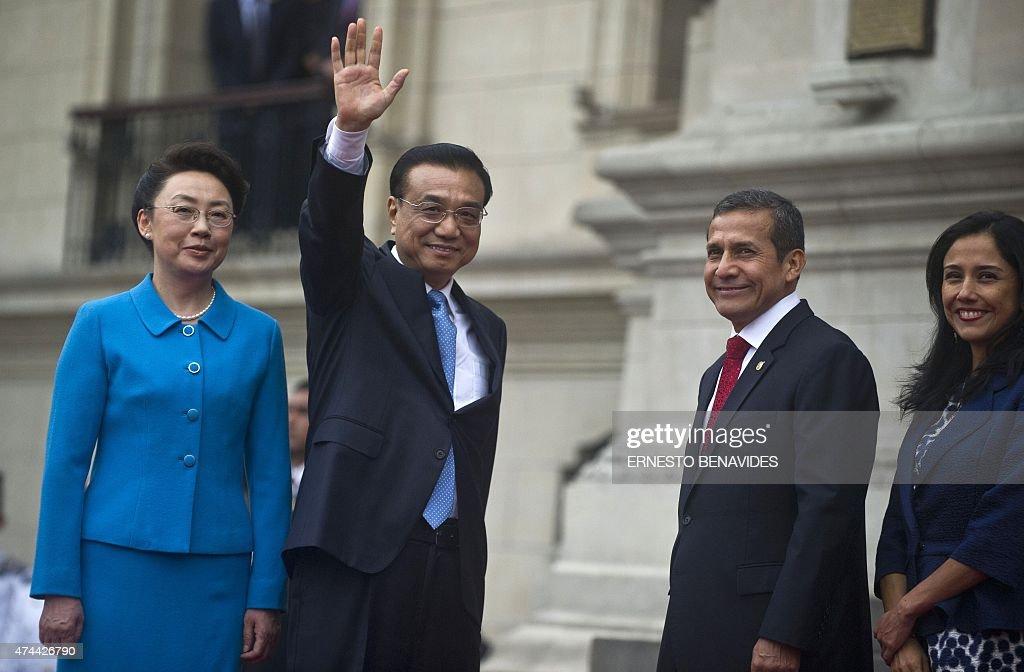 Li Keqiang | Getty Images