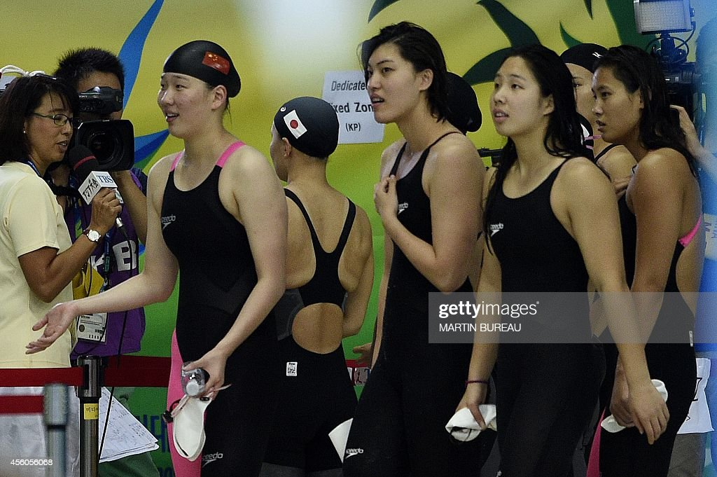 chinese swimmer steroids youtube