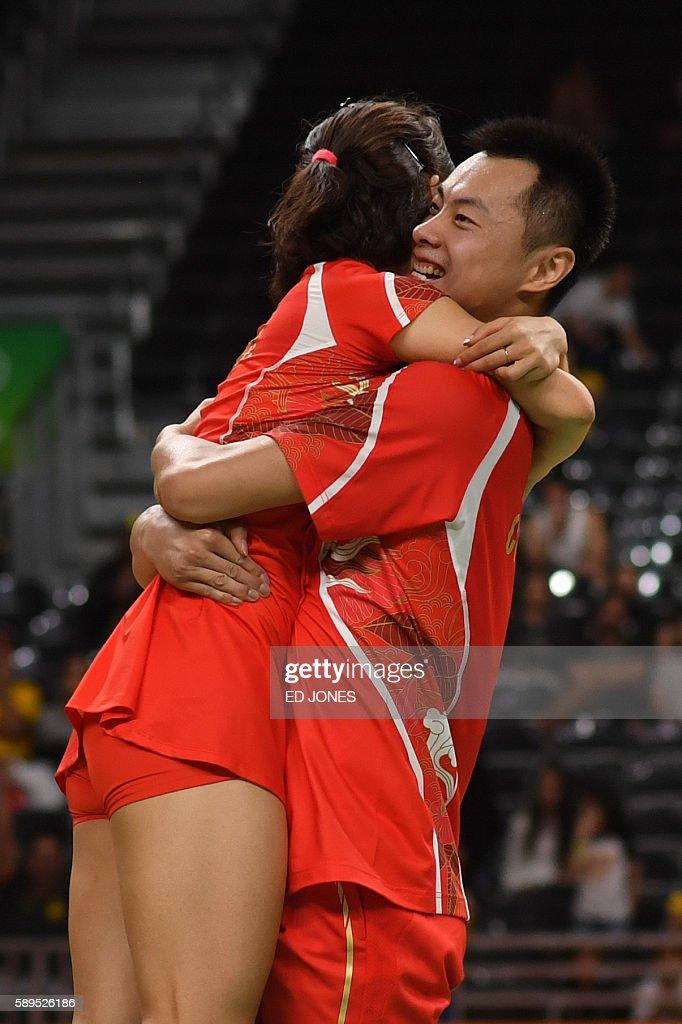 Badminton - Olympics: Day 9