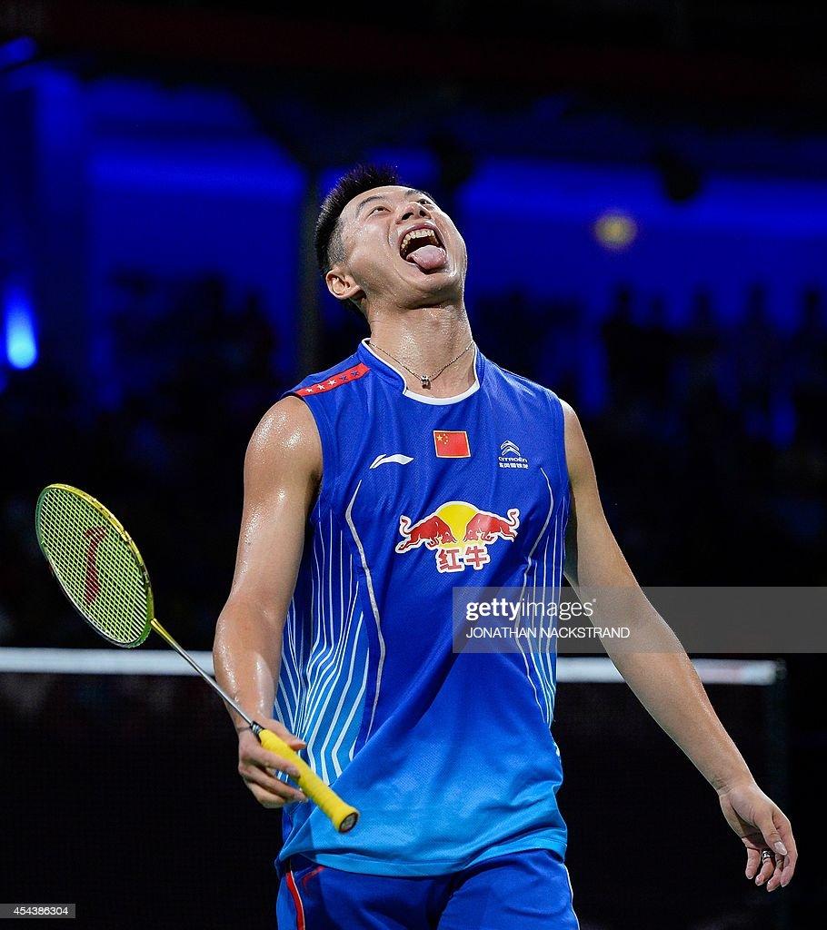 Xu Chen Badminton Player s – of Xu Chen Badminton
