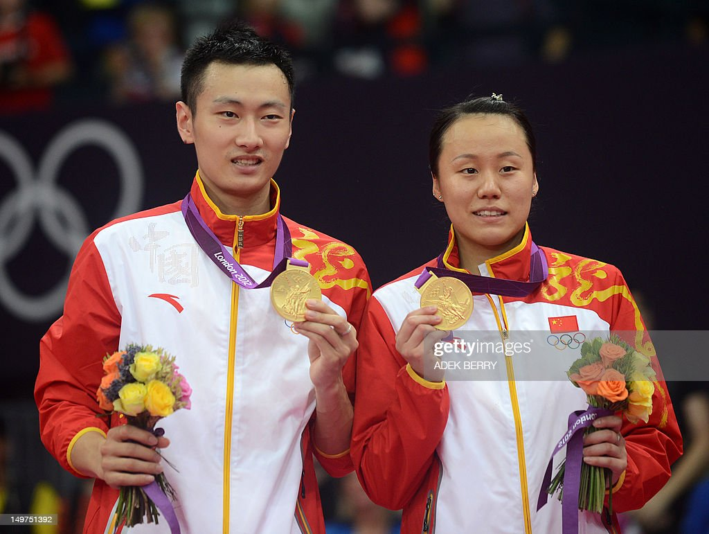 China s Zhang Nan L and Zhao Yunlei po