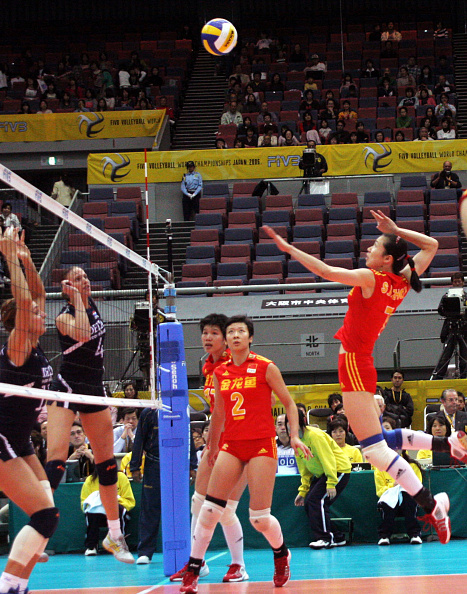 Women's Indoor Volleyball Stock Photos and Pictures ...