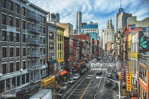 chinatown in manhattan