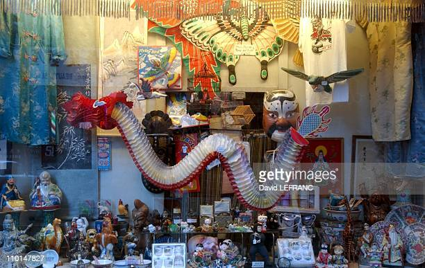 Chinatown in New York United States in 2001 Like the rest of the United States economy sales in Chinatown have dropped dramatically in the past...
