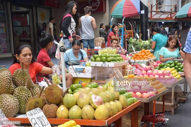 Chinatown Manila Philippines