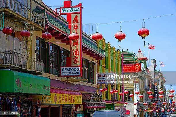 Chinatown San Francisco Bay