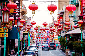 Chinatown - San Francisco. California, USA