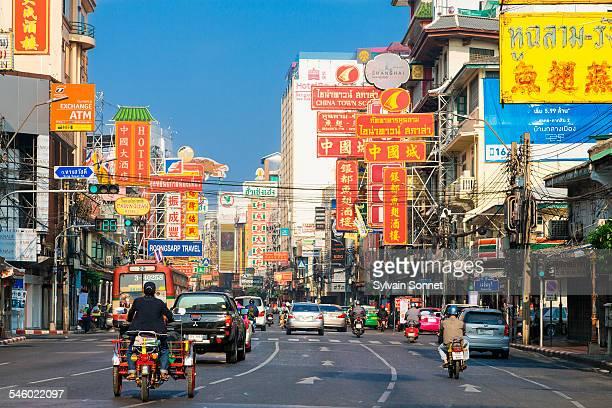 Chinatown, Yowarat road, Bangkok