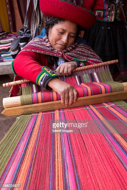 Chinchero, Peru weaving cooperative