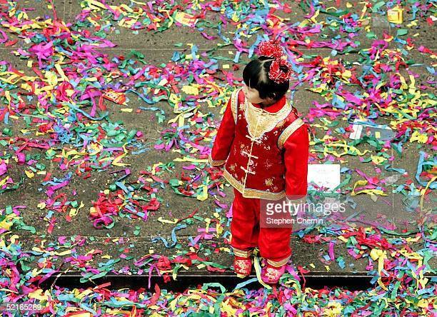 Chinese Americans Celebrate Lunar New Year