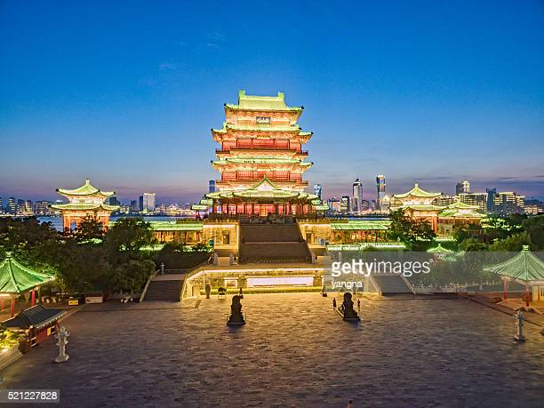 Chinese ancient architecture, ancient religious