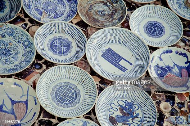 Chinese ancient porcelain