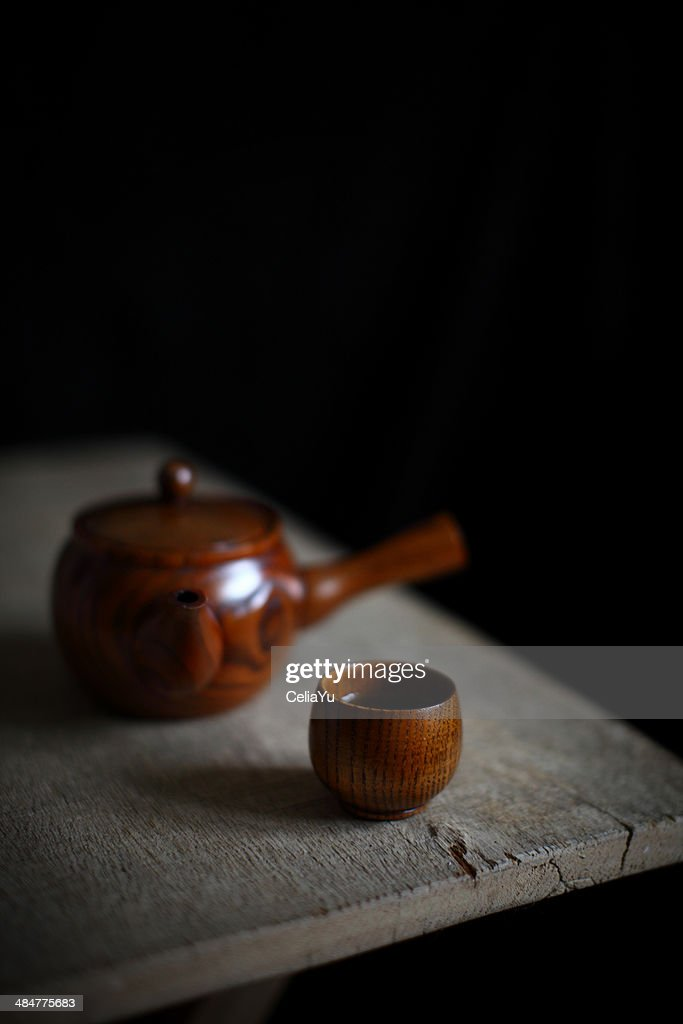 Chinese Breakfast Tea : Stock Photo
