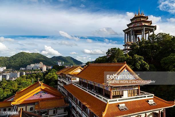 Chinese Buddhist temple Kek Lok Si