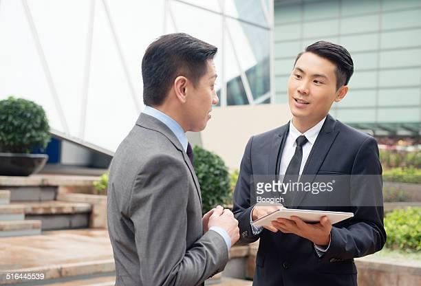 Chinesische Business-Beratung in Hong Kong