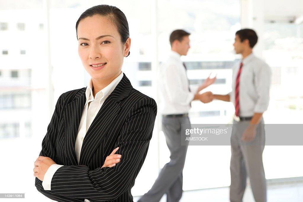 Chinese Businesswoman