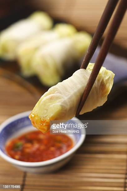 Chinese cabbage rolls