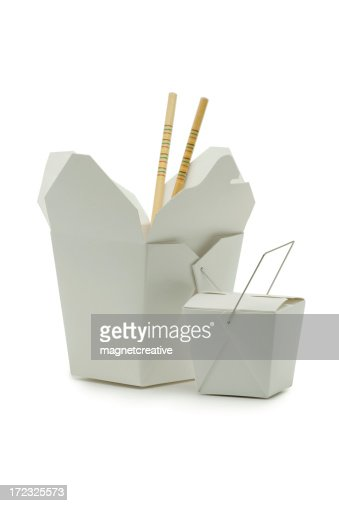 Chinese Carryout Food Containers