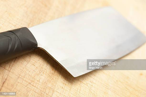 Chinese chef's cleaver