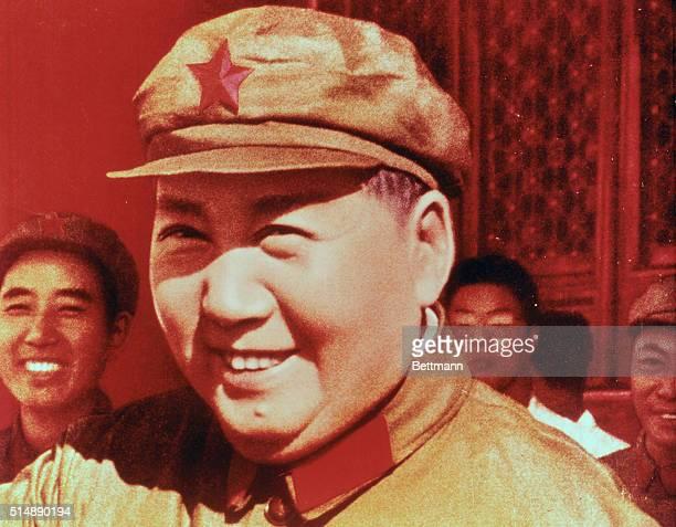 Chinese Communist leader Mao TseTung