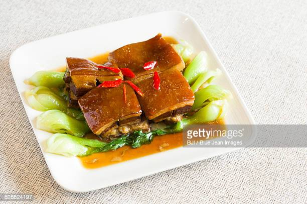 Chinese cuisine Dongpo meat