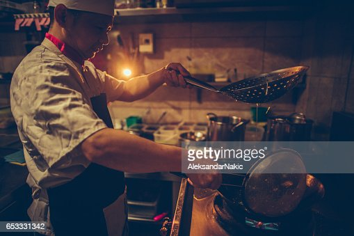 Chinese cuisine : Foto stock