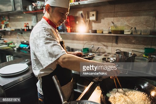 Chinese cuisine : Stock Photo