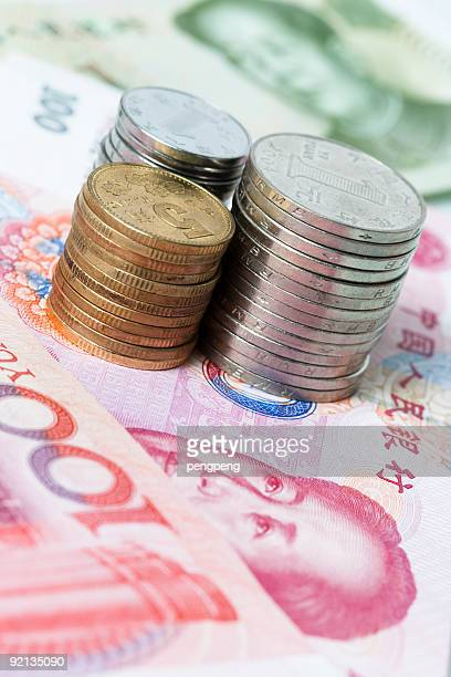 Chinese currency and coin