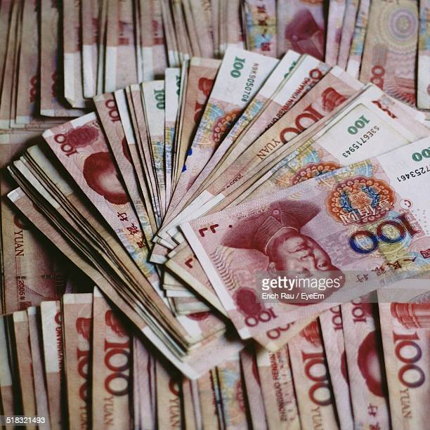 Chinese Currency Banknotes