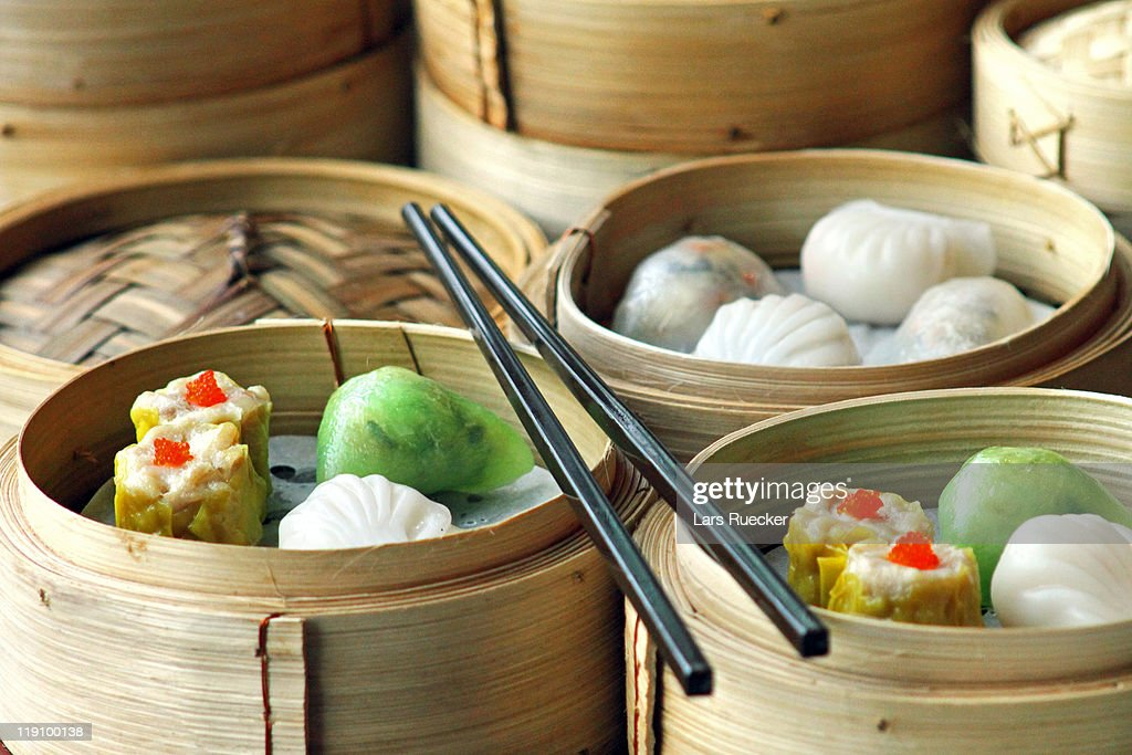 Chinese Dim Sum : Stock Photo