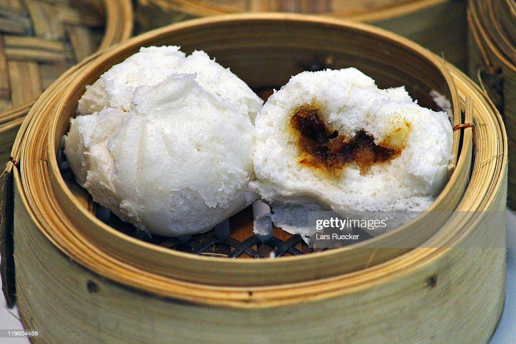 Chinese Dim Sum : Stock Photo