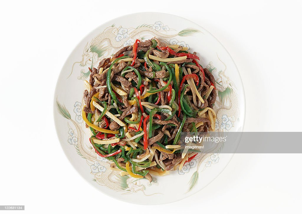 Chinese Dishes : Stock Photo