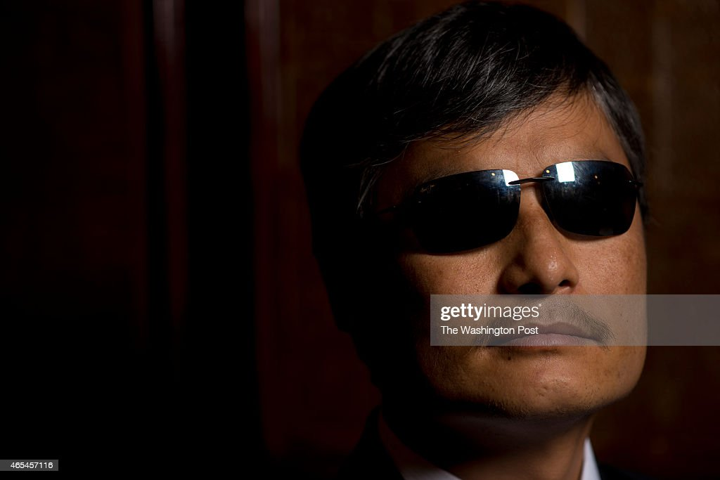 Chinese dissident Chen Guangcheng is announces that he will join Catholic University and several other american groups at the National Press Club in...