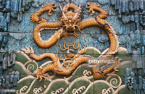 Chinese Dragon Decoration