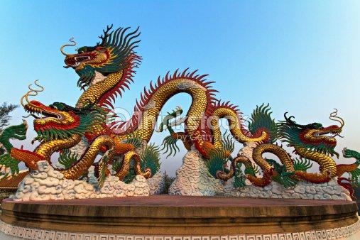 Dragon chinois photo thinkstock - Photo dragon chinois ...