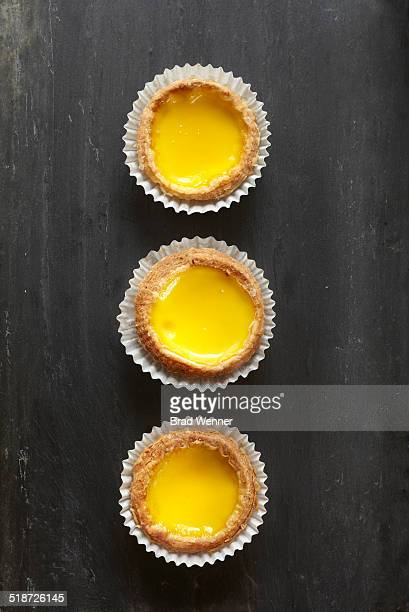 Chinese Egg Custard Tarts