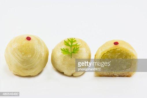 Pastelaria e descamativa Chinês : Foto de stock