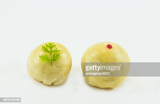 chinese flaky pastry : Stock Photo