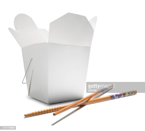 Chinese Food & Chopsticks