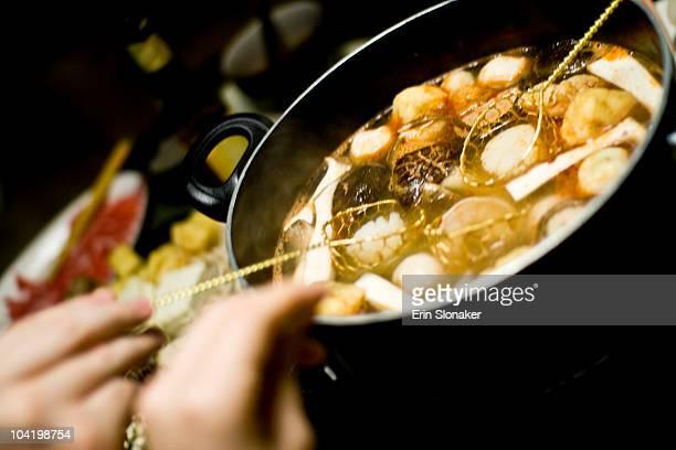 Chinese hotpot!