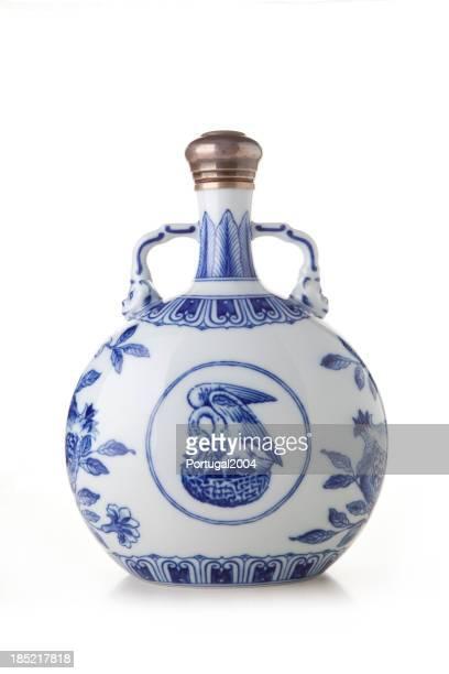 Chinese jar.