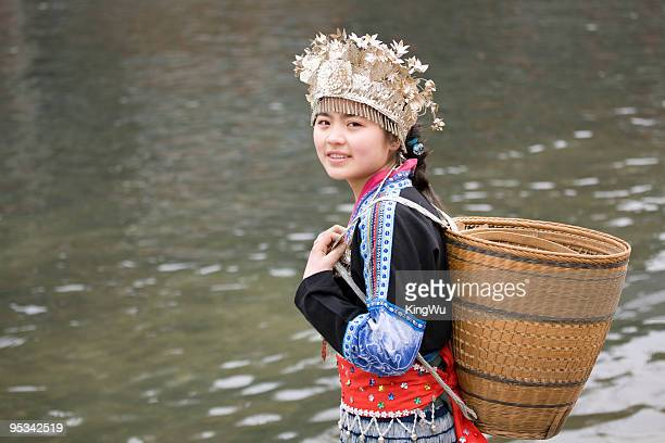 Chinese Minority Girl