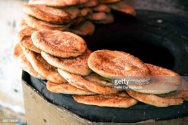 Chinese Naan Bread