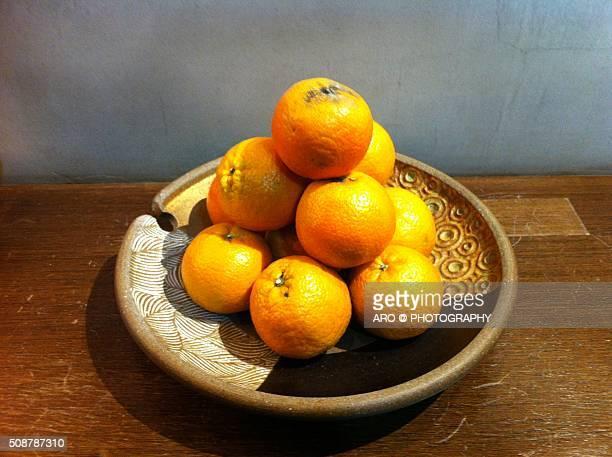 Chinese New Year , Tangerine