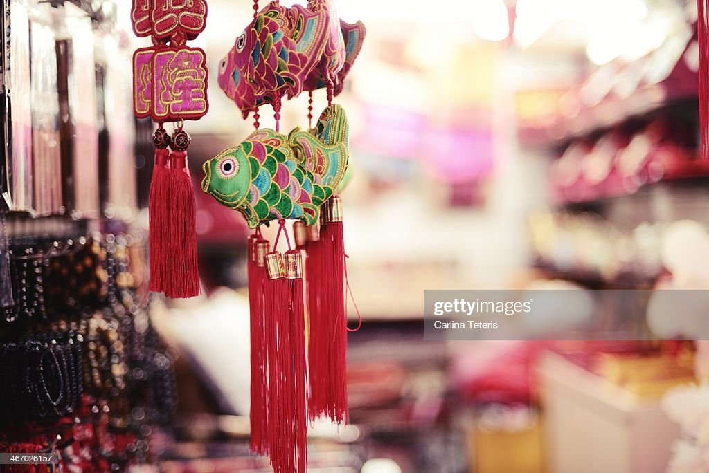 Chinese New Years ornaments on sale
