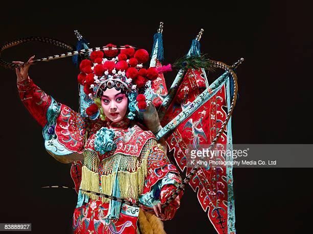 Dell'opera cinese carattere (Mu Gui Ying)