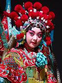 """Chinesische Oper Zeichen (Mu """"Gui"""" Ying)"""