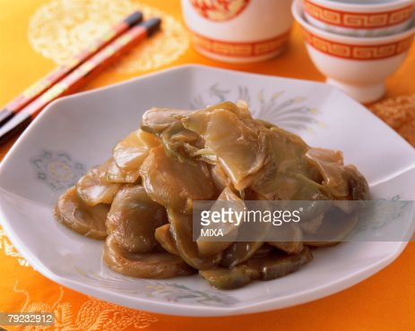 Chinese Pickled Cabbage : Stock Photo