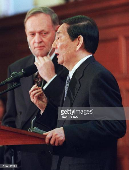 Image result for Chretien China